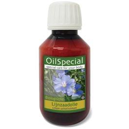Biologische Lijnzaadolie (Organic Linseed Oil)